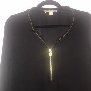 Long Sleeve Michael Kors blouse